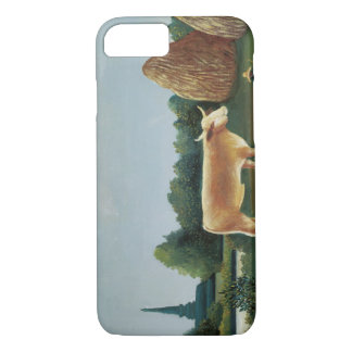 Henri Rousseau - Scene in Bagneux on the Outskirts iPhone 7 Case