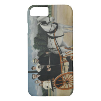 Henri Rousseau - The Carriage of Fr. Junier iPhone 7 Case
