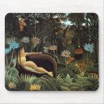 Henri Rousseau - The Dream