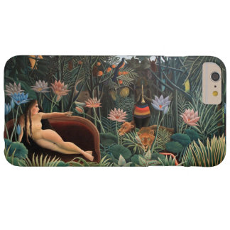 Henri Rousseau The Dream Vintage Fine Art Barely There iPhone 6 Plus Case