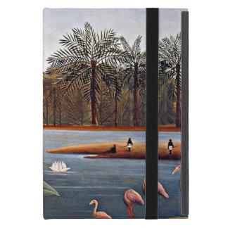 Henri Rousseau: The Flamingoes iPad Mini Case