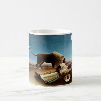 Henri Rousseau The Sleeping Gypsy Mug