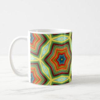 Henri Rousseau The Sleeping Gypsy Pattern Retro Basic White Mug