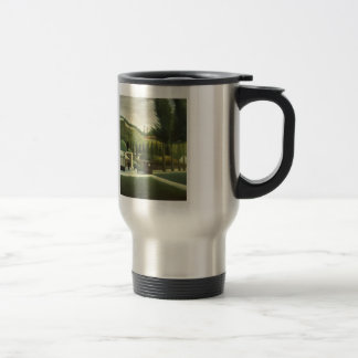 Henri Rousseau- The Toll House Stainless Steel Travel Mug