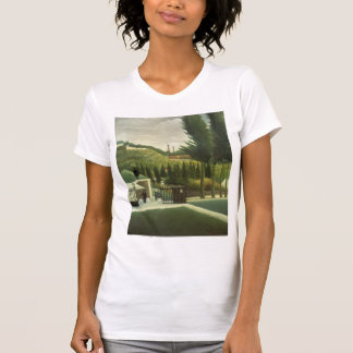 Henri Rousseau- The Toll House Tee Shirts