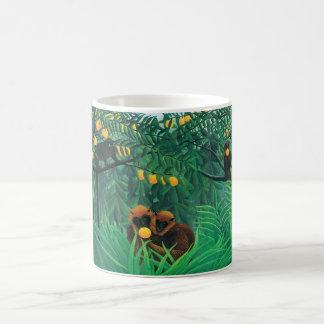 Henri Rousseau The Tropics Mug