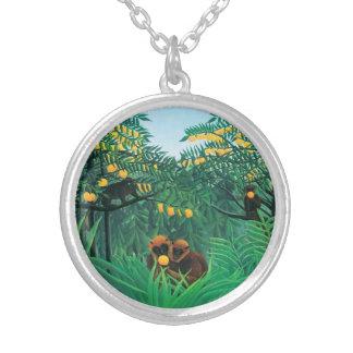 Henri Rousseau The Tropics Necklace