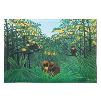 Henri Rousseau The Tropics Placemat