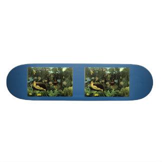 Henri Rousseau's The Dream (1910) Custom Skate Board