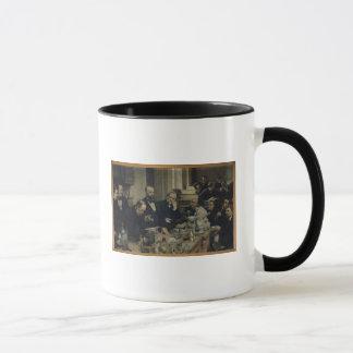 Henri Sainte-Claire Deville  Lecturing, 1890 Mug