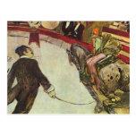 Henri Toulouse-Lautrec - The Circus