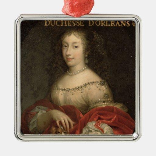 Henrietta Anne  Duchess of Orleans Ornament