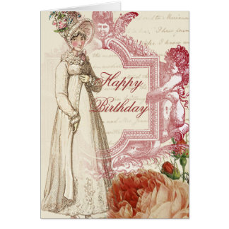 Henrietta, Happy Birthday Card