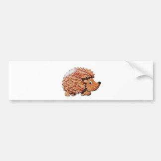 Henrietta Hedgehog Bumper Sticker