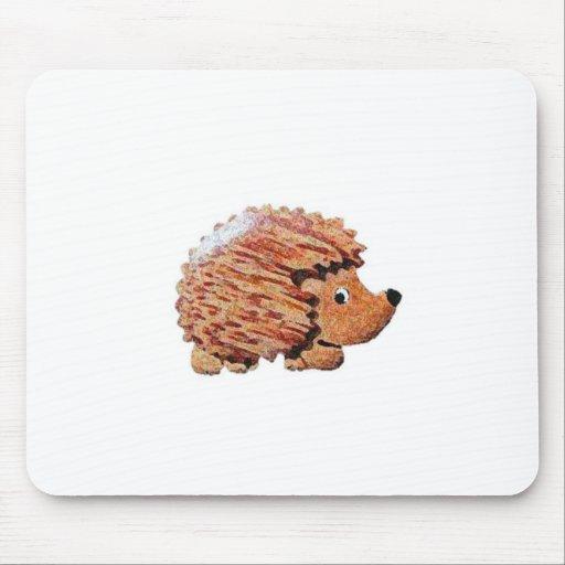 Henrietta Hedgehog Mousemats