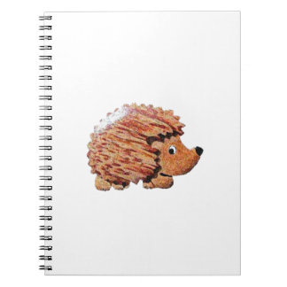 Henrietta Hedgehog Notebook