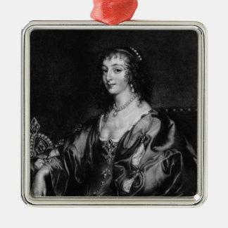Henrietta Maria Christmas Ornament