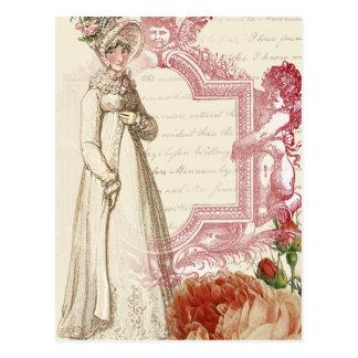 Henrietta Postcard