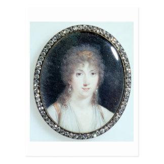 Henriette Lucy Dillon (1770-1853) Marquise de la T Postcard