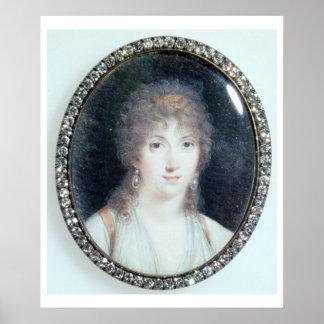 Henriette Lucy Dillon 1770-1853 Marquise de la T Print