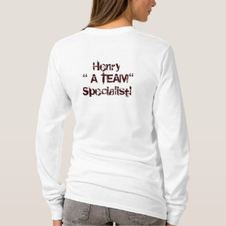 Henry A Team Shirts