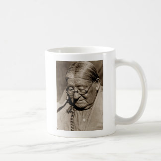 Henry, a Wichita Native North American Indian man Coffee Mug