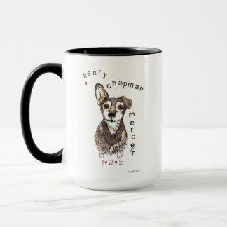 Henry Chapman Mercer Mug