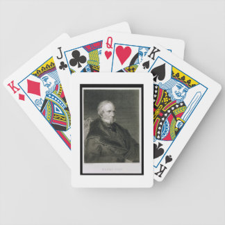 Henry Clay, engraved by Alfred Sealey (d.1862) aft Bicycle Playing Cards