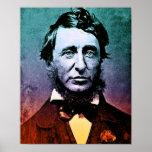 Henry David Thoreau Posters