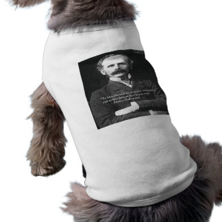 """Henry Drummond """"Love 4Ever"""" Love Quote Gifts Sleeveless Dog Shirt"""