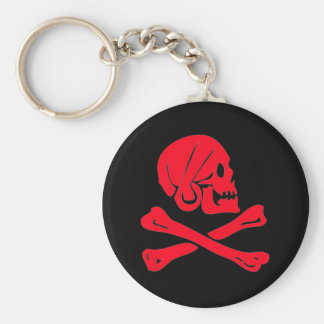 Henry Every-Red Key Ring