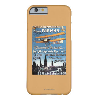 Henry Farman Flies the Flying Man Promo Poster Barely There iPhone 6 Case