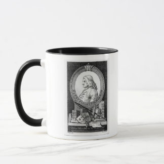 Henry Fielding  at the Age of Forty Eight Mug