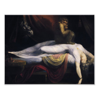 Henry Fuseli - The Nightmare Photo