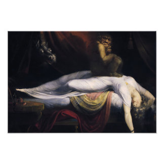Henry Fuseli - The Nightmare Photograph