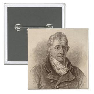 Henry Grattan 15 Cm Square Badge