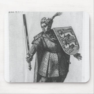 Henry I  King of England Mouse Pad