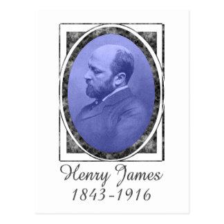 Henry James Postcard