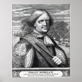 Henry Morgan 1678 Poster