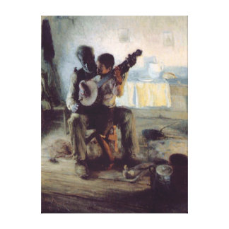 Henry Ossawa Tanner on Canvas Canvas Prints
