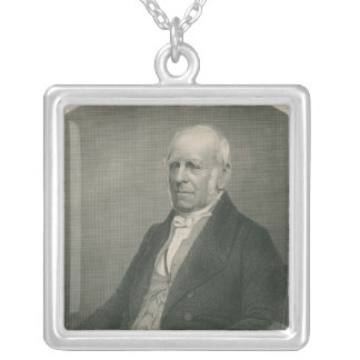 Henry Petty-Fitzmaurice, 3rd Marquis of Silver Plated Necklace