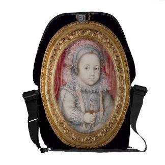 Henry, Prince of Wales (miniature portrait) Commuter Bag