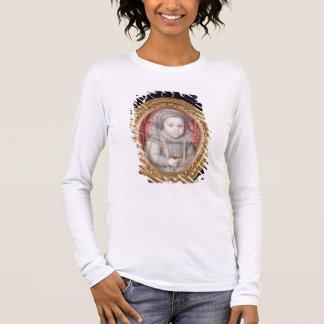 Henry, Prince of Wales (miniature portrait) Long Sleeve T-Shirt