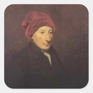 Henry Raeburn- Portrait of Thomas Reid Stickers
