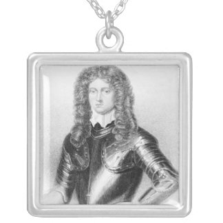 Henry Spencer Silver Plated Necklace