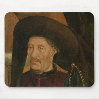 Henry the Navigator  detail from the Polyptych Mouse Mat