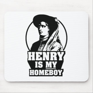 Henry The Navigator is my homeboy Mouse Pad