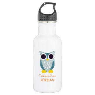 Henry the Owl 532 Ml Water Bottle