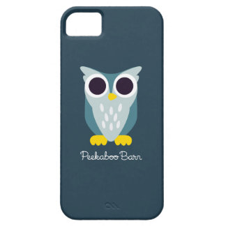 Henry the Owl Case For The iPhone 5