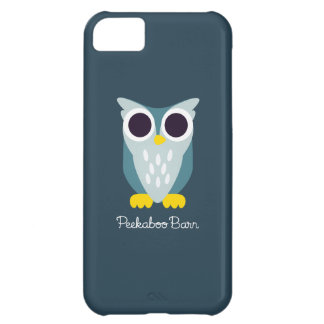 Henry the Owl iPhone 5C Case